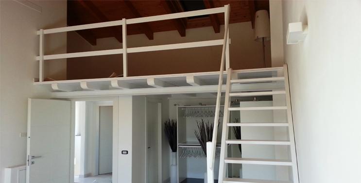 Scaletta In Legno Per Soppalco : Scalette in legno per soppalco dinamicgarden
